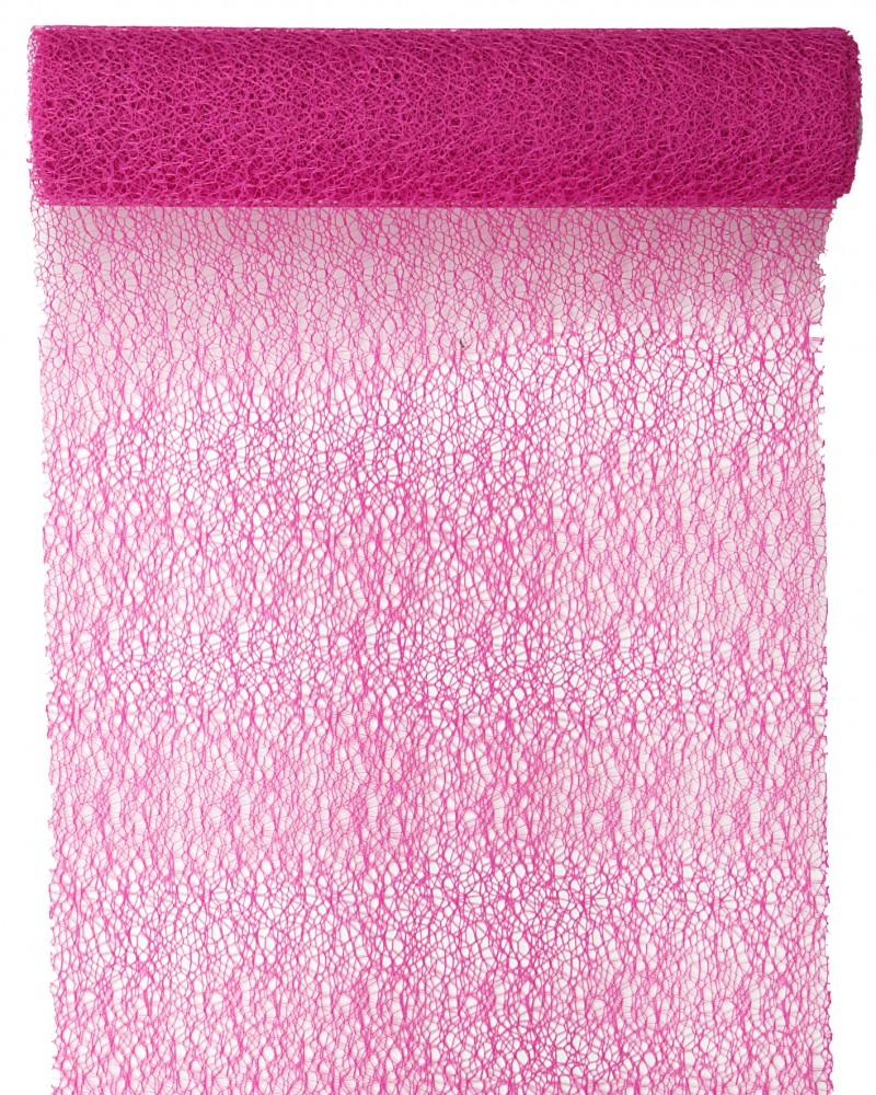 Deko-Tischlaufer Grace pink 4063_15