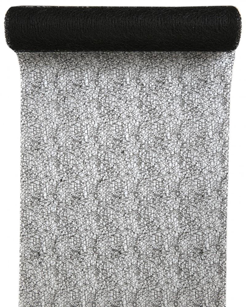tischl ufer grace schwarz 30 cm breit 5 m rolle dekovlies discount dekovlies richtig. Black Bedroom Furniture Sets. Home Design Ideas