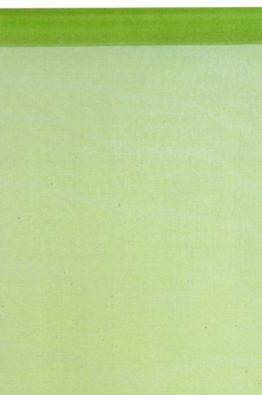 Organza Tischlaufer gruen 2934_10_Vert