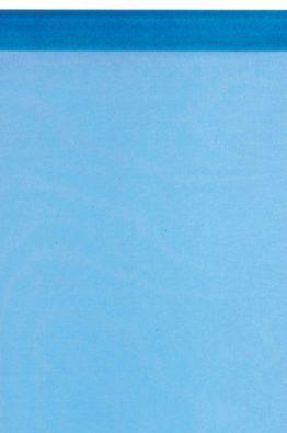 Organza-Tischlaufer tuerkis 2934_8_Turquoise