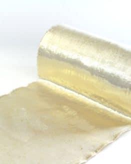 Tischband Luxury, gold, 15 cm breit, 10 m Rolle - tischband