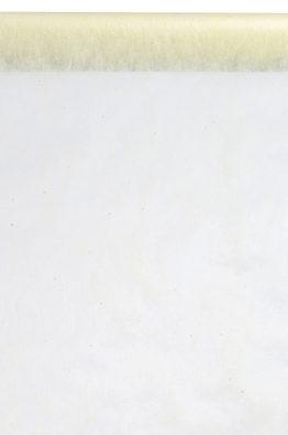 Vlies Tischlaeufer 30cm creme (2810_25)