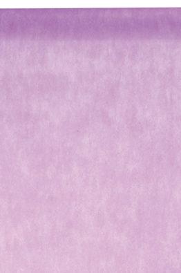 Vlies Tischlaeufer 30cm flieder (2810_16)