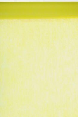 Vlies Tischlaeufer 30cm gelb (2810_2)