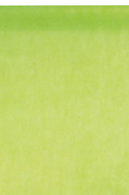 Vlies Tischlaeufer 30cm gruen (2810_10)