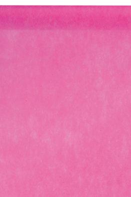 Vlies Tischlaeufer 30cm pink (2810_15)