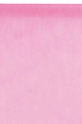 Vlies Tischlaeufer 30cm rosa (2810_5)
