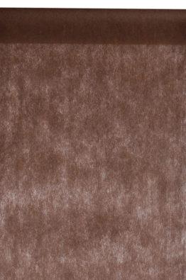 Vlies Tischlaeufer 30cm schokoladenbaun (2810_14)