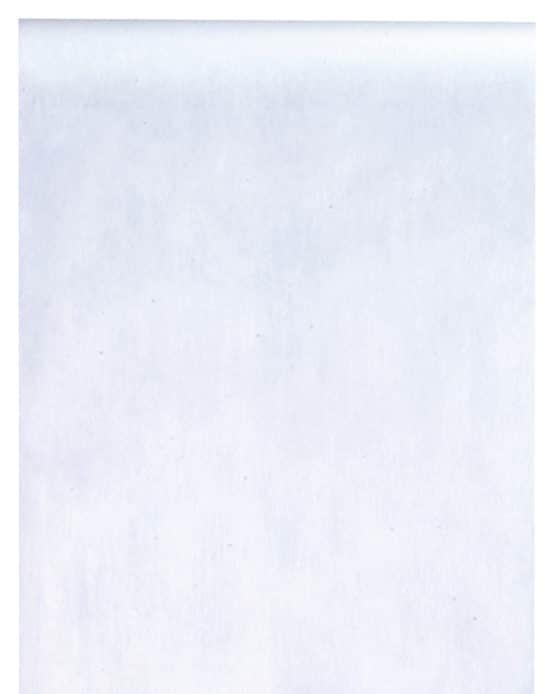 Vlies-Tischläufer BUDGET 30 cm breit, weiß, 10 m Rolle - tischlaeufer, dekovlies, budget