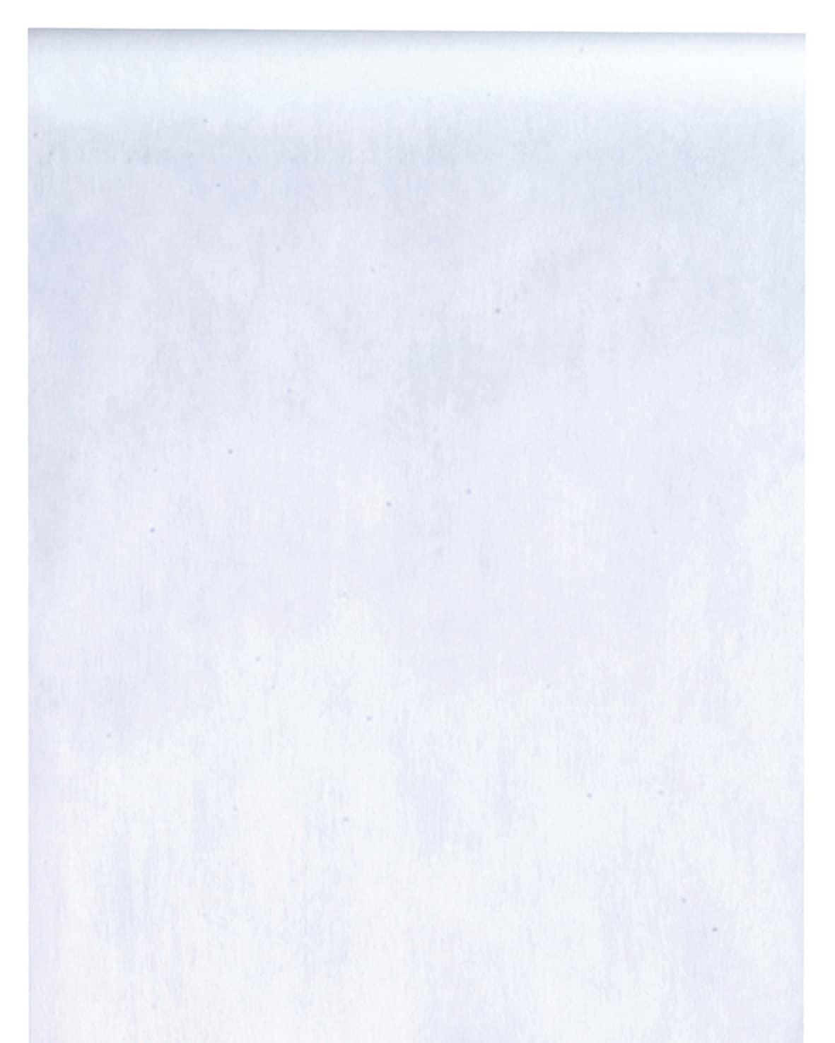 Vlies Tischlaeufer 30cm weiss (2810_1)