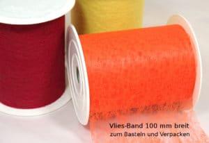 Vliesband 100 mm _banner -
