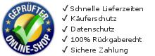 Geprüfter Online Shop -